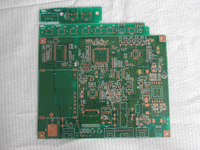 Double Side PCB (PCB-07 2L 180X820mm GOLD)