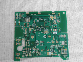 Double Side PCB (PCB-05 2L 1.0mm Gold Plating)